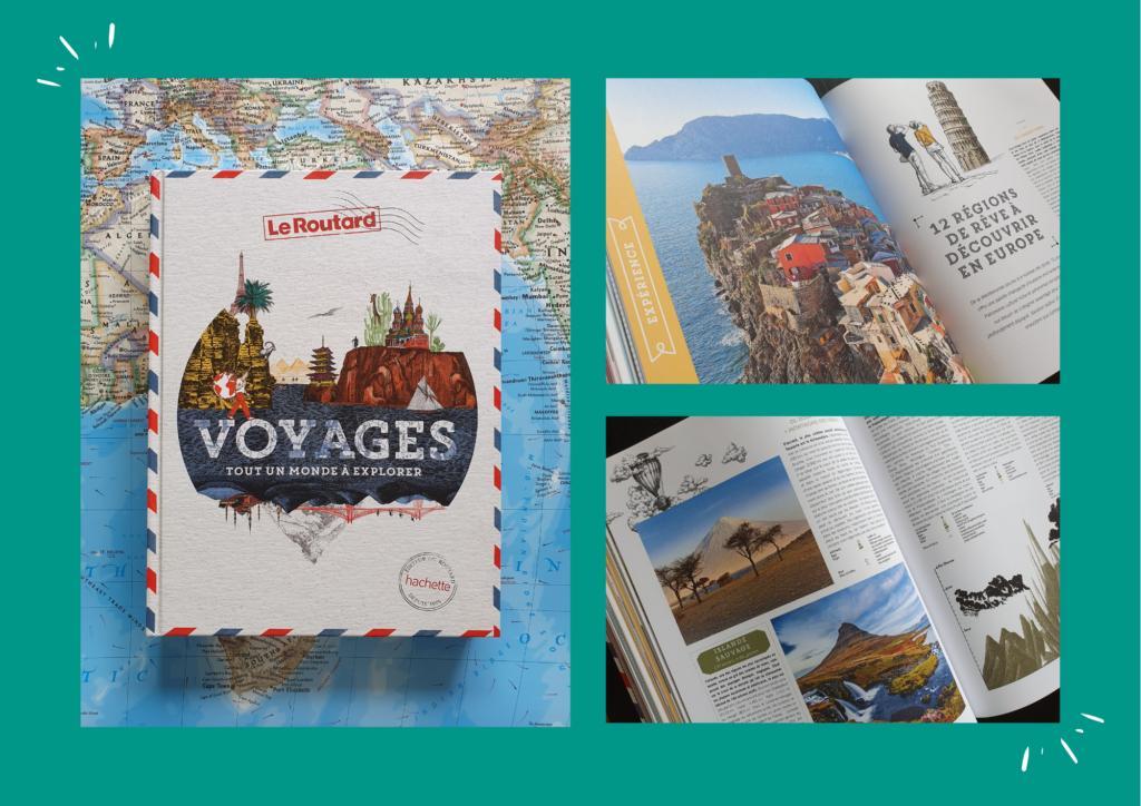 Voyages, tout un monde à explorer / Editions Hachette
