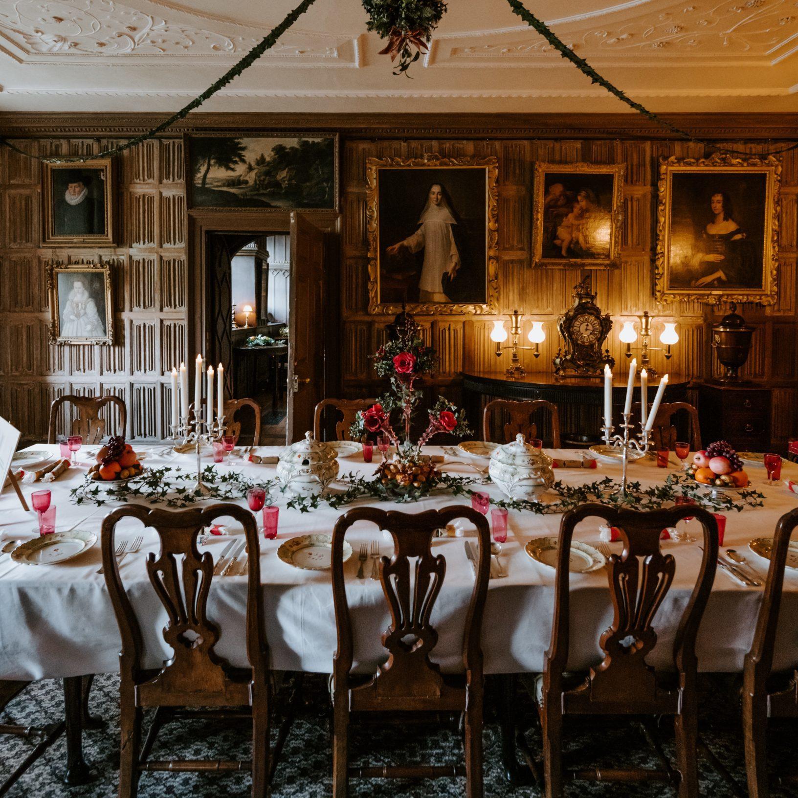 Référence - Bienvenue au Château - Crédit Annie Spratt