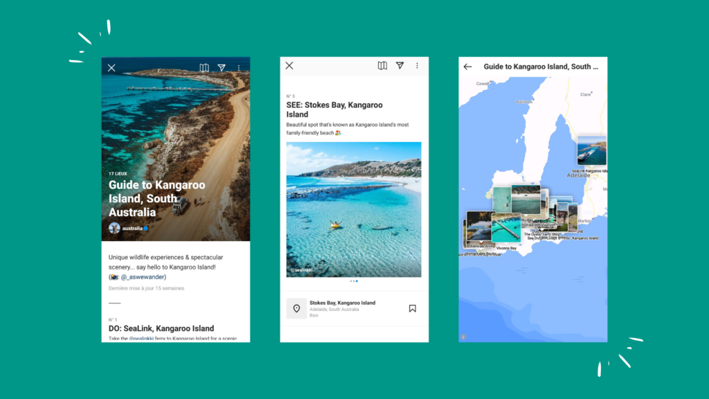 Guide Instagram - Australia