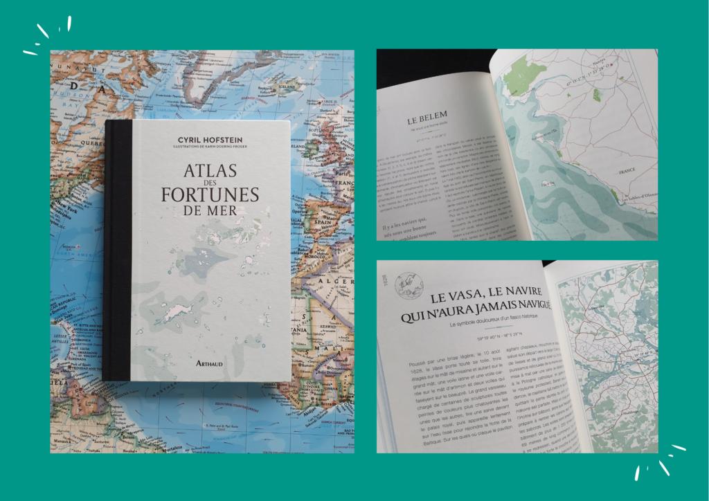 Voile - Atlas Fortune des Mers