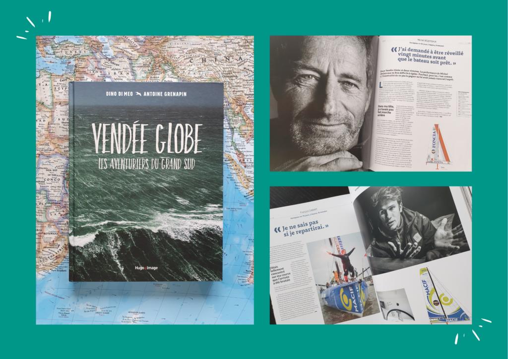 Voile - Livre Vendée Globe