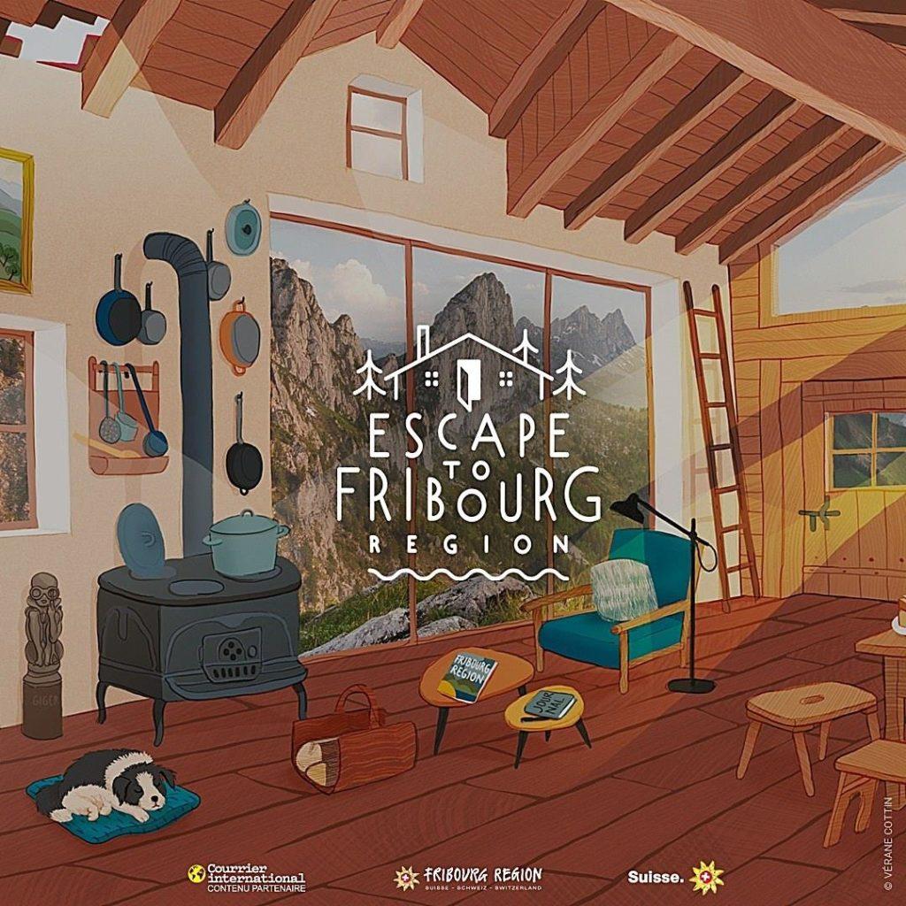 Escape To Fribourg Region