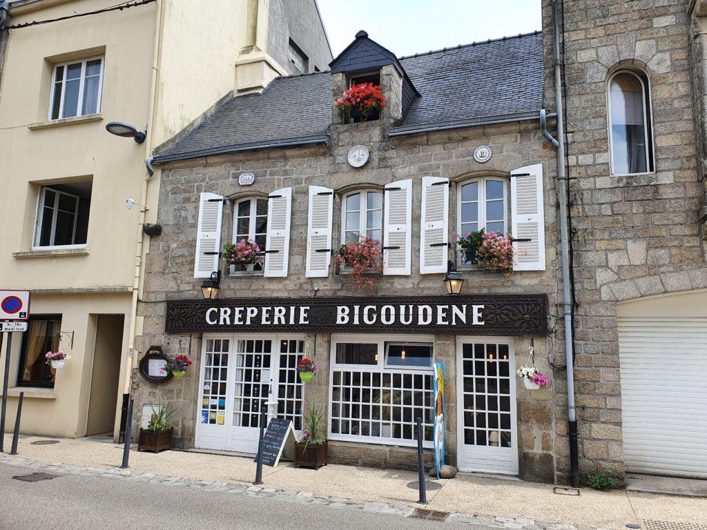 Pays Bigouden - Crêperie Bigoudène
