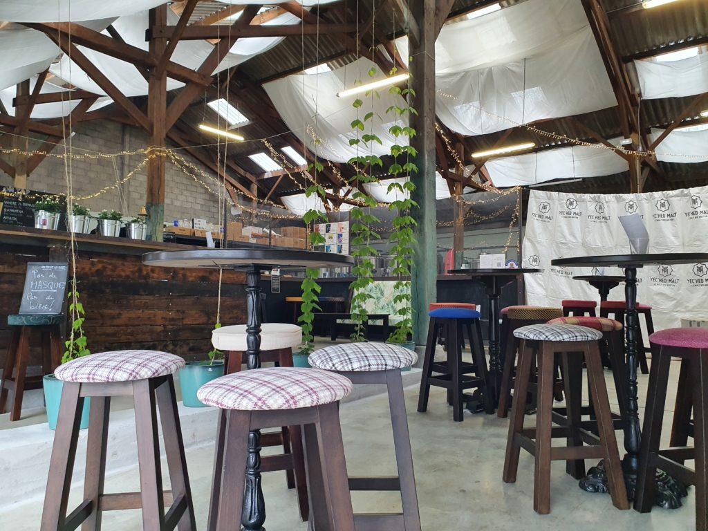 Pays Bigouden - Brasserie Merlin